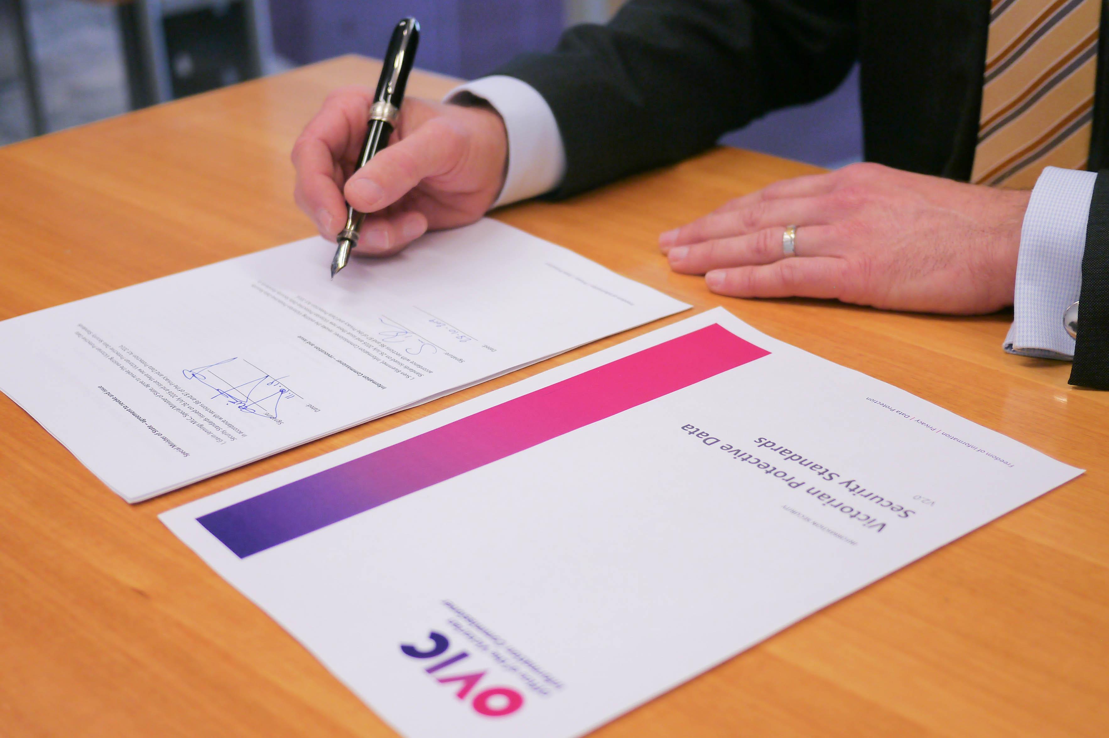 Sven signing VPDSS