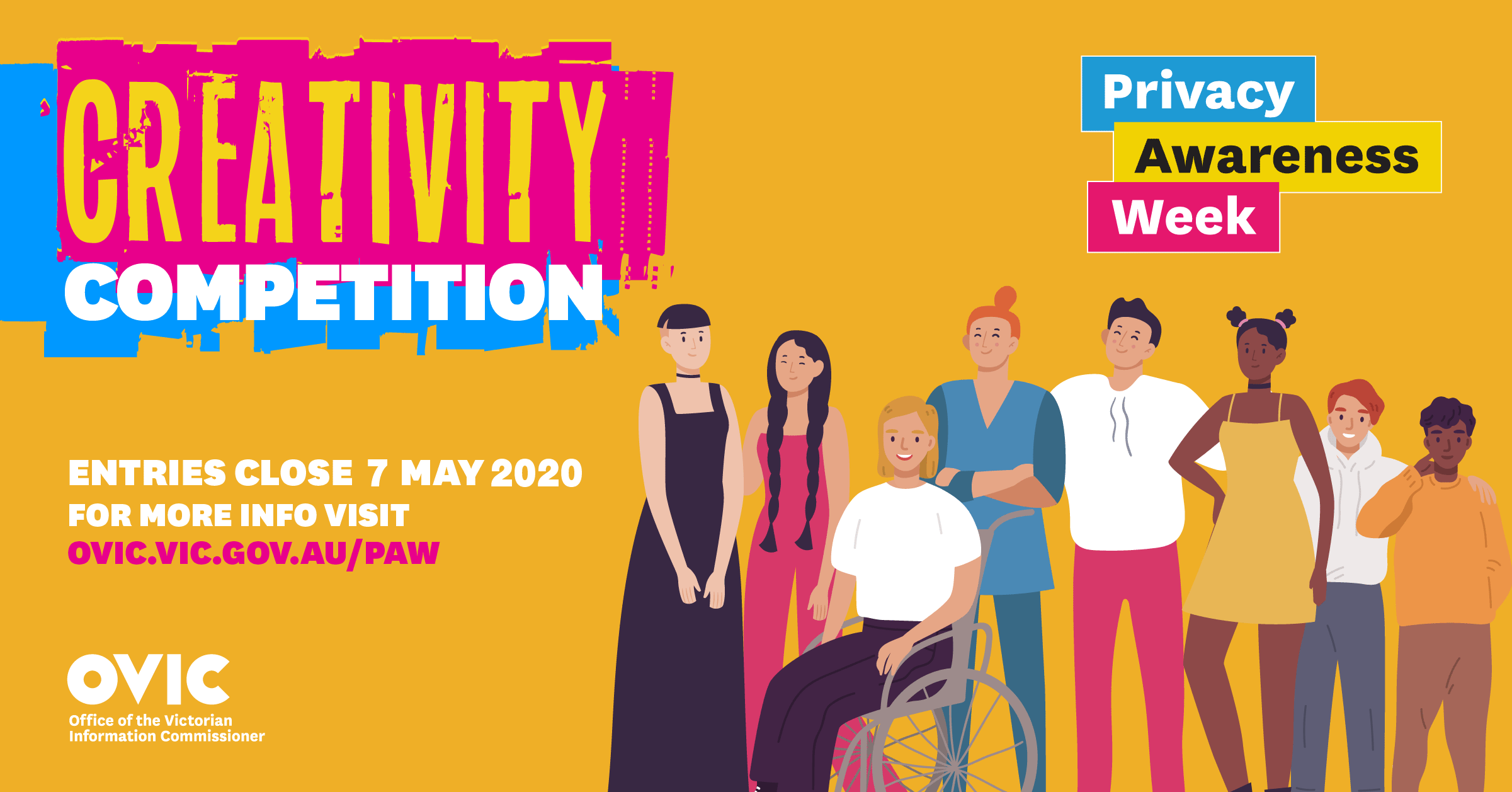 OVIC PAW 2020 Creative competition